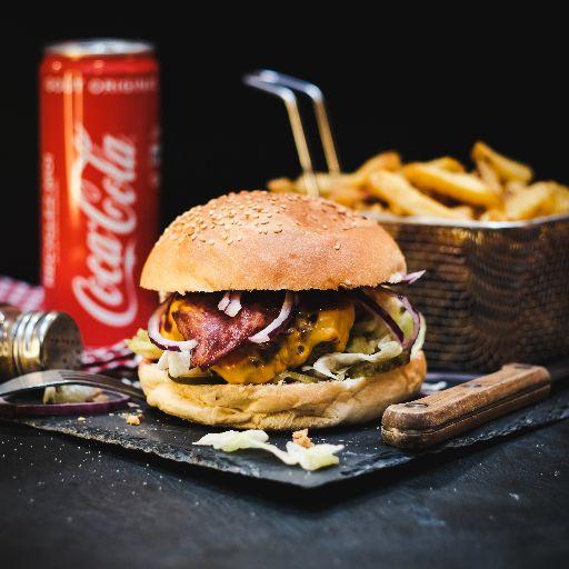 Eat Burger 🍔